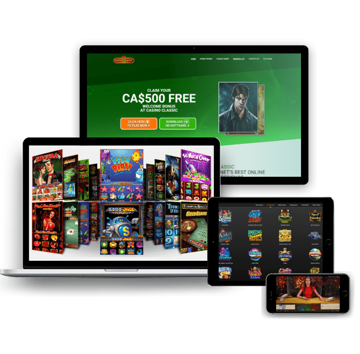 Best Online Casinos in Canada 2020 Top Reviewed Canadian Casinos