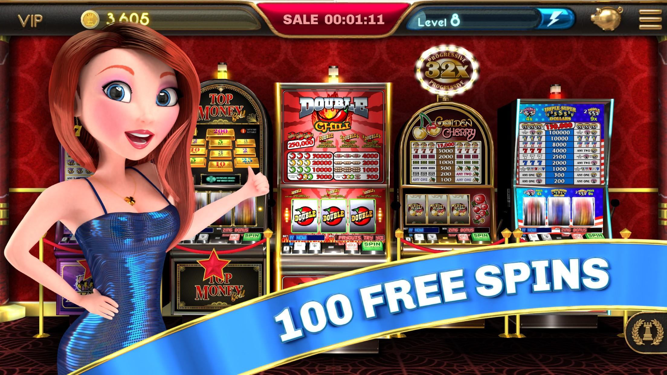 Betty Retro Slots Online Casino