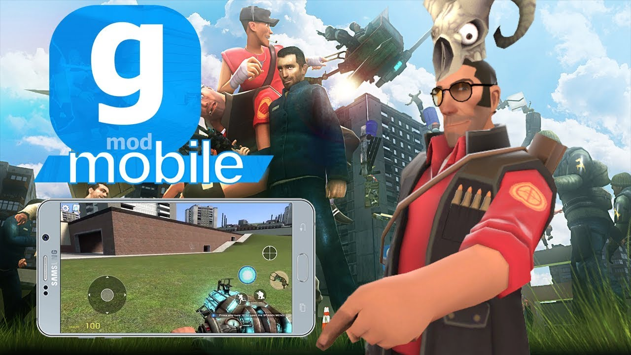 Download Garry's Mod Free for Iphone