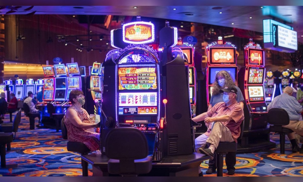 In What Phase Is Canada Allowing Opening of Casinos