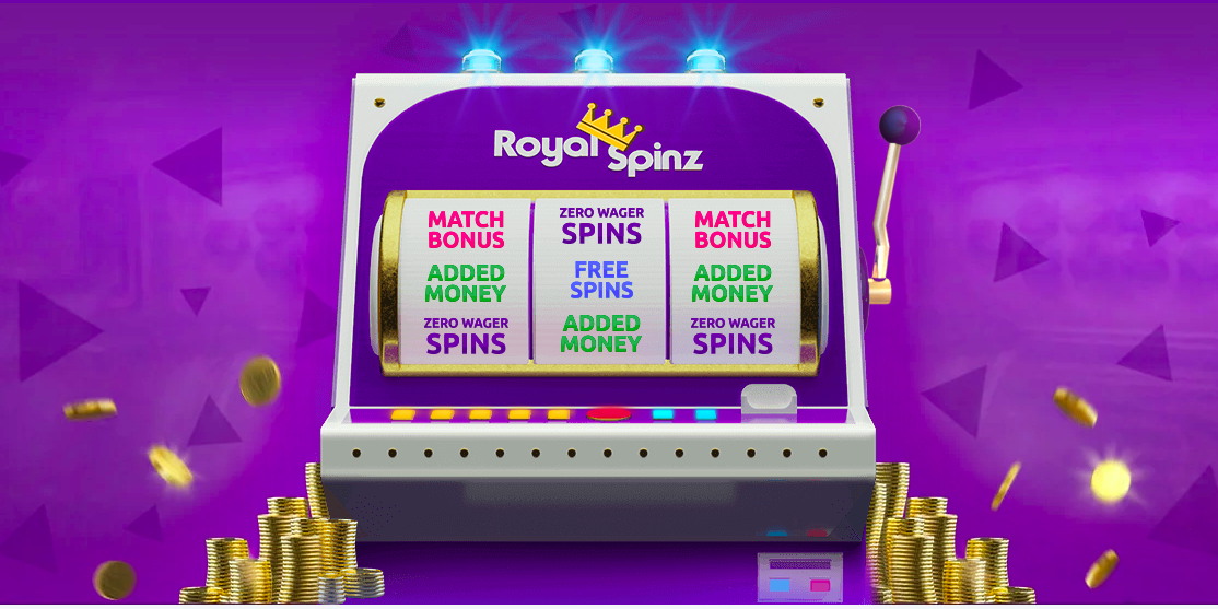 Is Royalspinz Online Casino Available in Canada