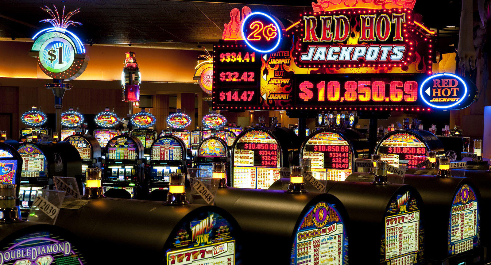 New Canadian Casinos August