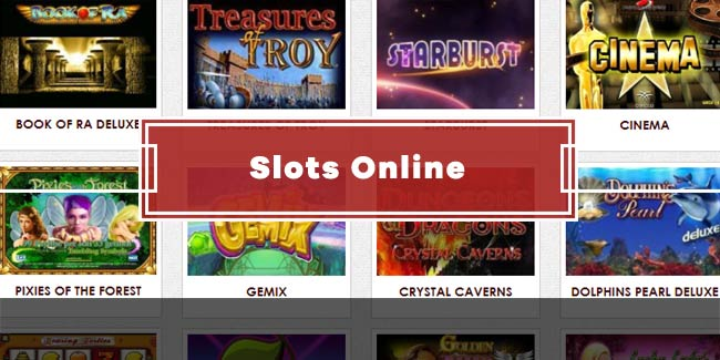 New Casino Online Real Money Slots