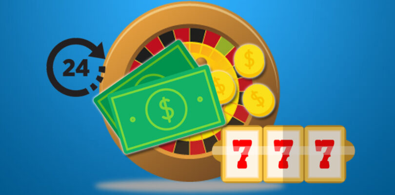 Online Casino Fast Easy to Withdraw and Deposit Money