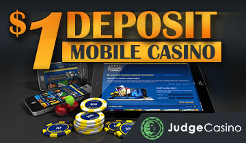 Play Online Casino Canada First Deposit $1