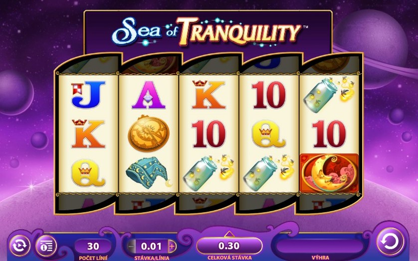 Sea of Tranquility Casino Game