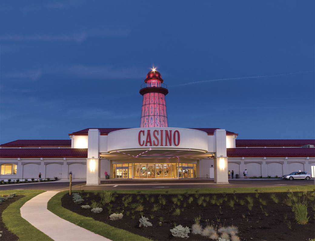 St Mary's First Nation Casino