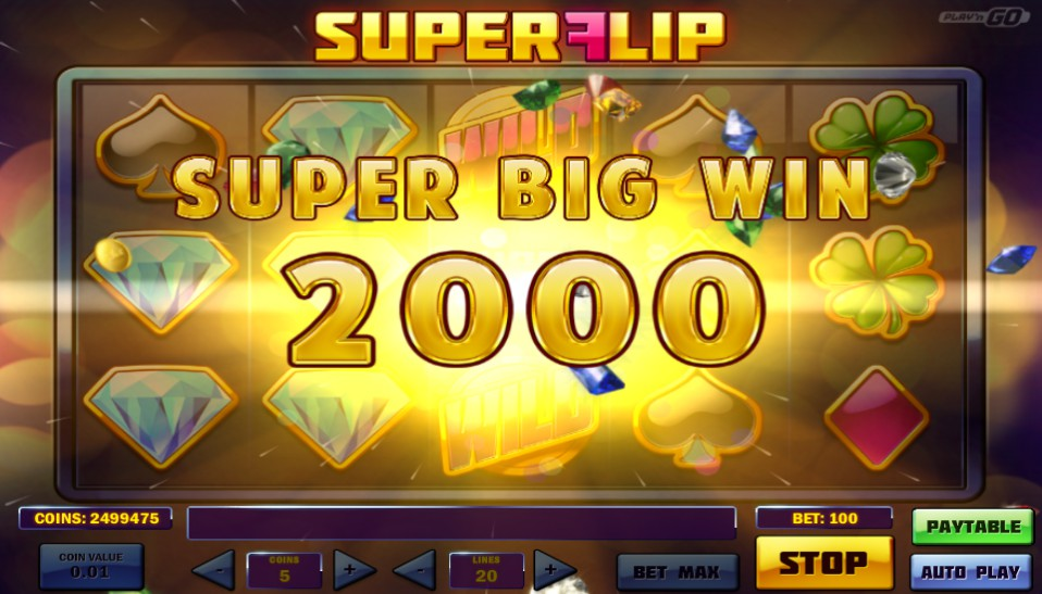 Super Flip Online Casinos