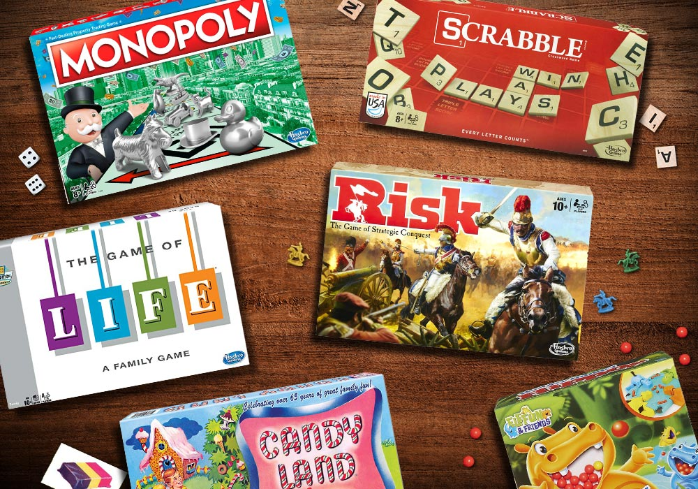 Top Rated Board Games