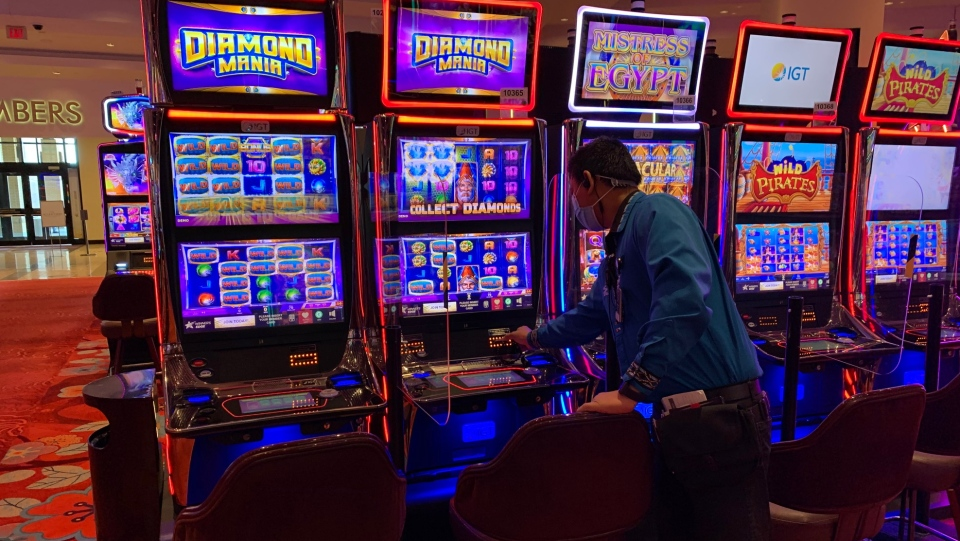 When Will Casinos Reopen Again in Canada