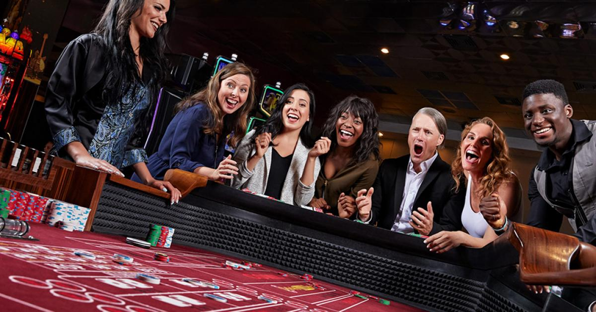 Where Casinos Are Open in Canada in English