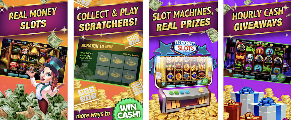 Win Real Prizes Casino Apps